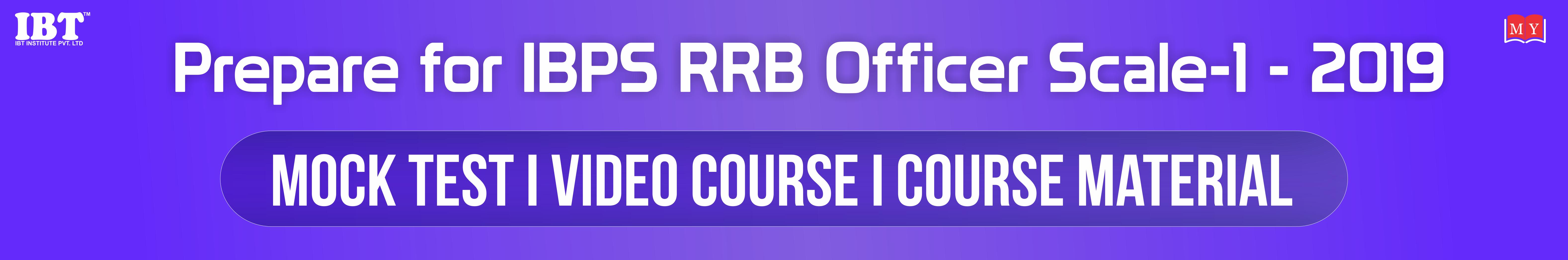 IBPS RRB 2019: Notification, Exam Dates, Vacancy, Pattern & Syllabus