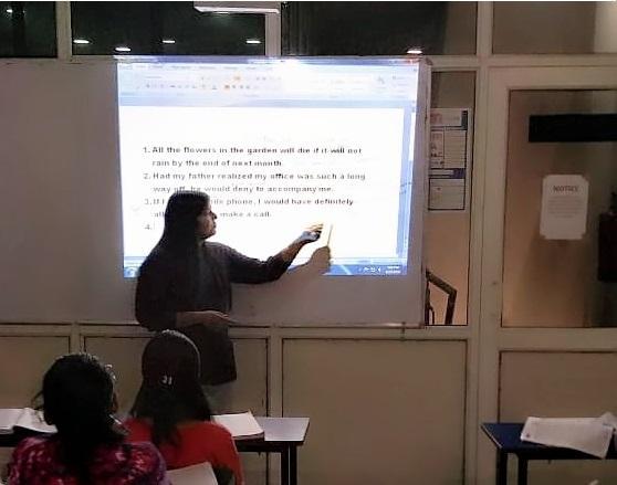 Smart Classrooms for SSC Coaching in Patiala