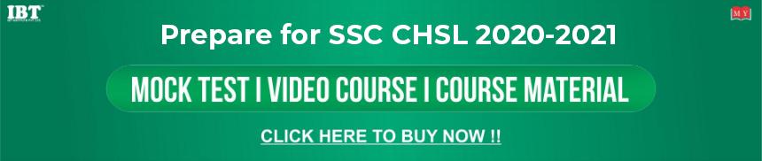 SSC CHSL 2020-21