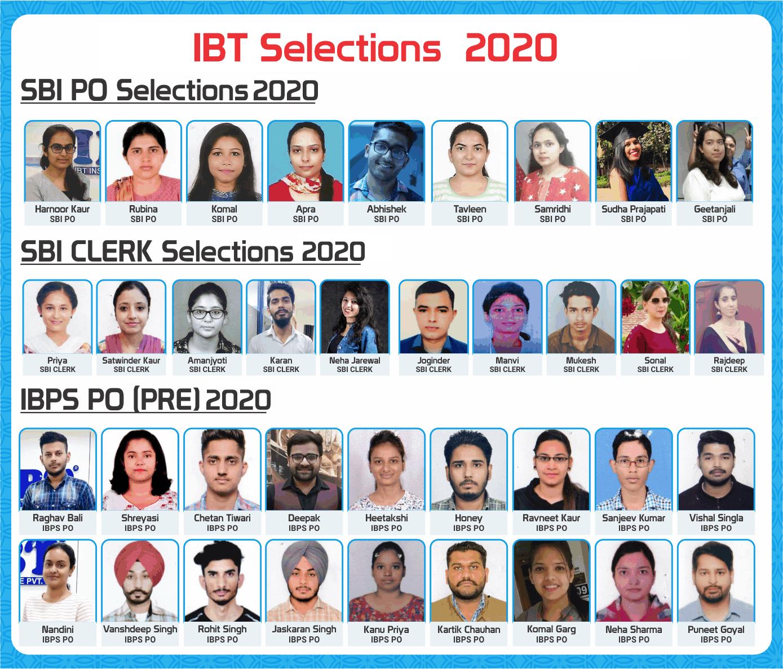 IBT Patiala Selections