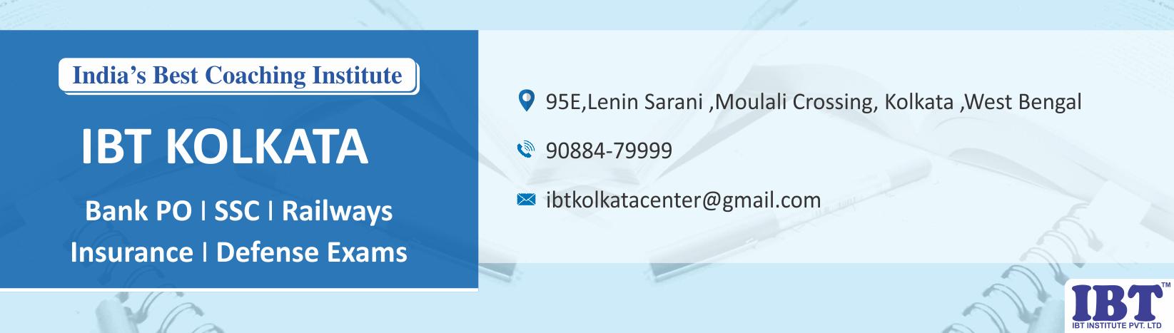 SSC Coaching in Kolkata   Bank Coaching in Kolkata   Bank PO